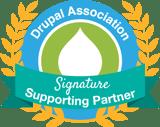 Drupal association partner