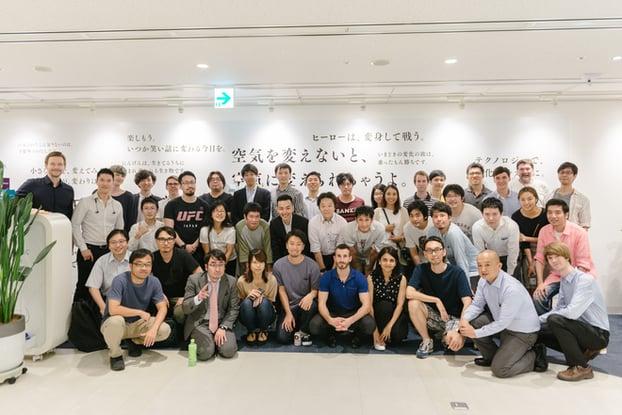 srijan-office-get together-japan