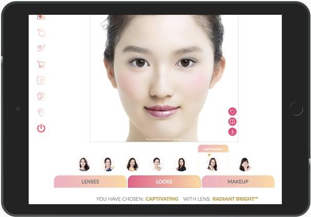 beauty tech app