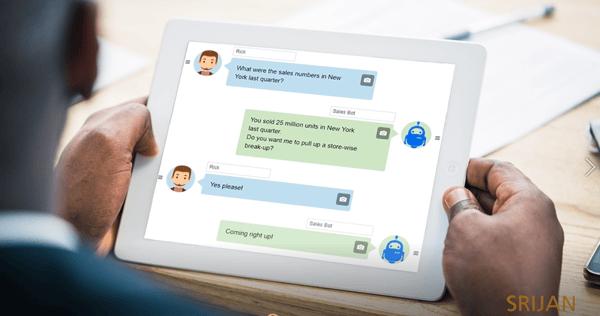 enterprise chatbot for BI