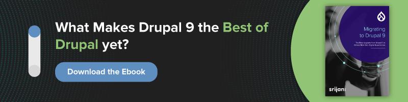 drupal 7 to drupal 9 migration ebook