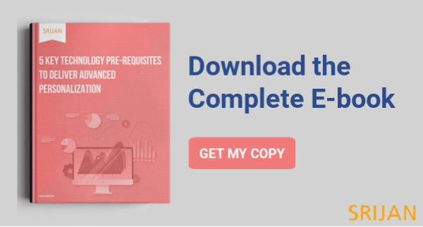 Personalization pre-requisites - ebook