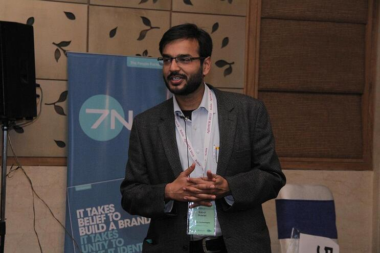 My Agile Story - Presentation at AgileNCR 2013 from Srijan Technologies