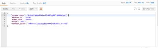 API Automation using Postman