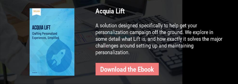 Acquia Lift PDF Download