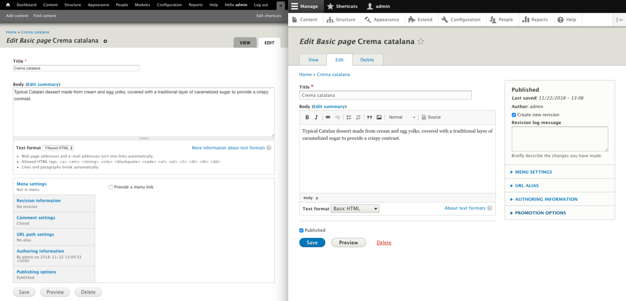 Leveraging Drupal To Create Powerful Content Authoring Experiences