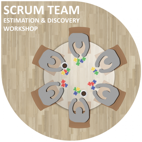 Scrum Team estimation and recovery workshop.