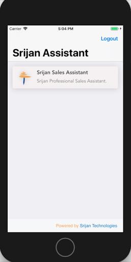 srijan-assistant