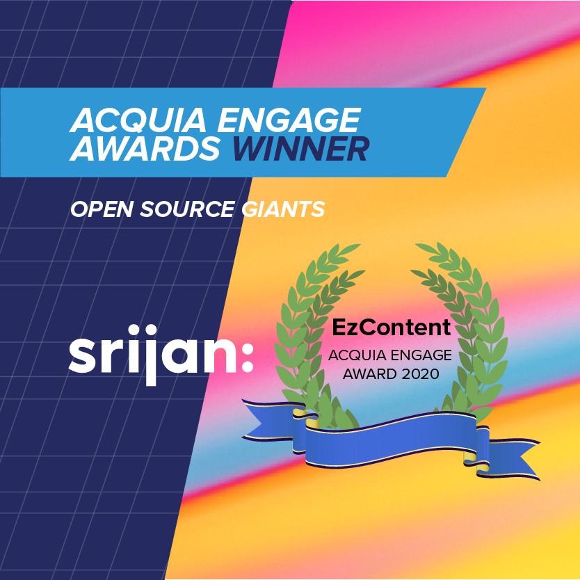 Srijan-Acquia-Engage-EzContent
