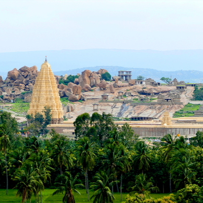 Hampi - A trip to remember