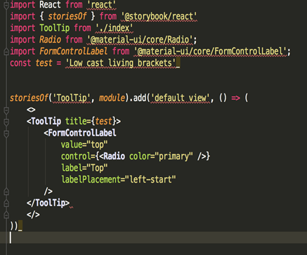 Story file code