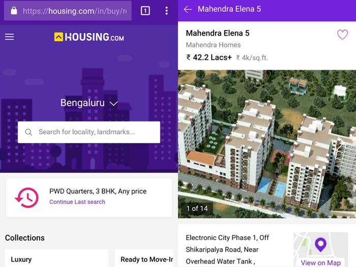 housing.com example