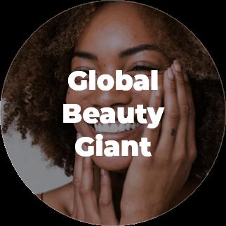 global beauty giant