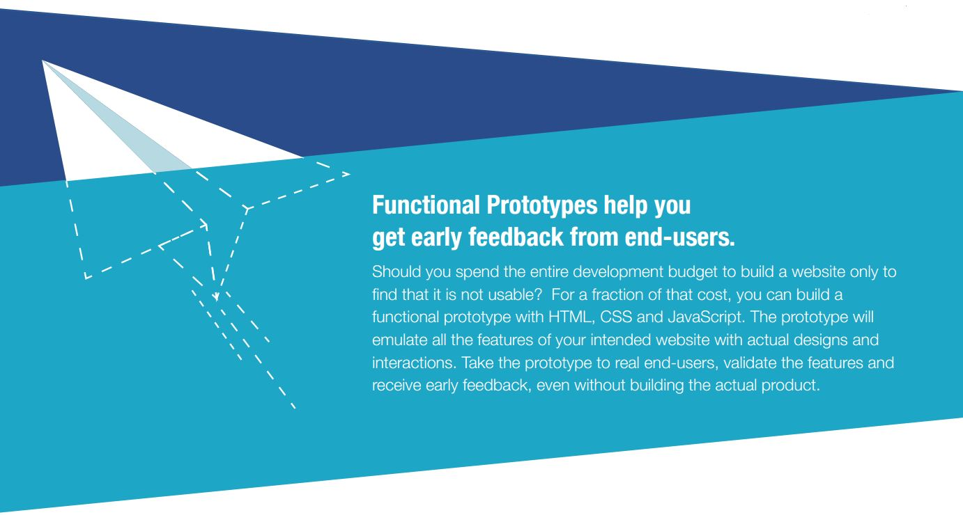 Advantages of building a functional prototype with Srijan