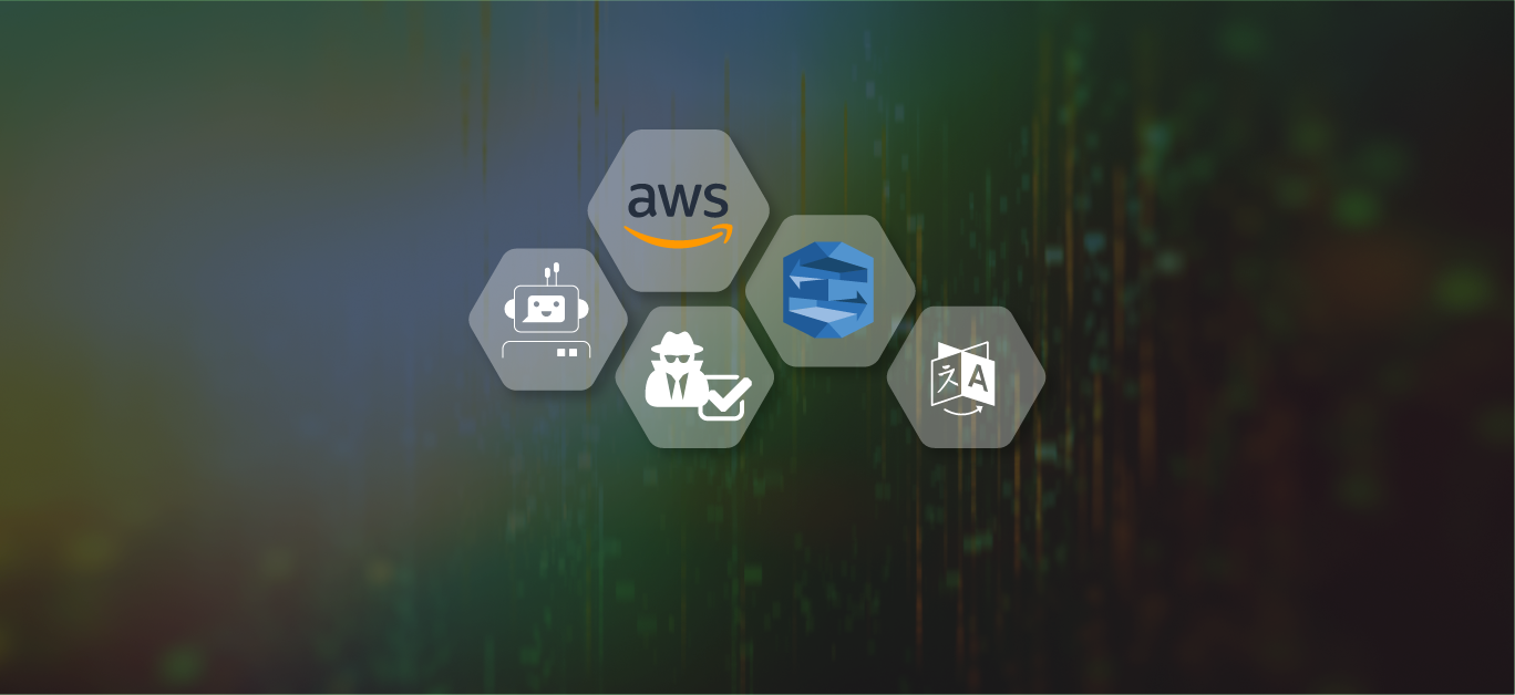 AWS Lex - Cognito Auth and Translation