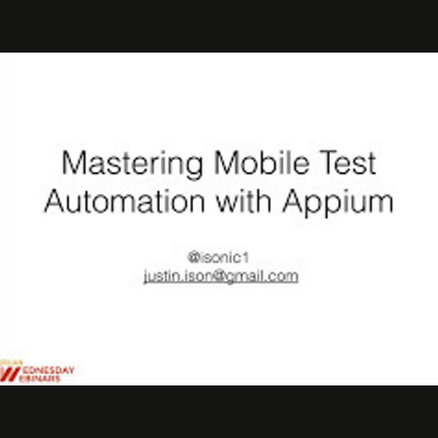mastering-mobile-test-automation-with-appium