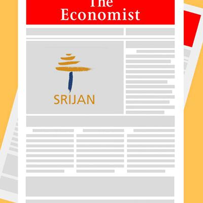 srijan-covered-economist